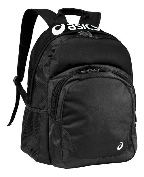 ASICS ASICS Team Backpack Bags - Black/Black