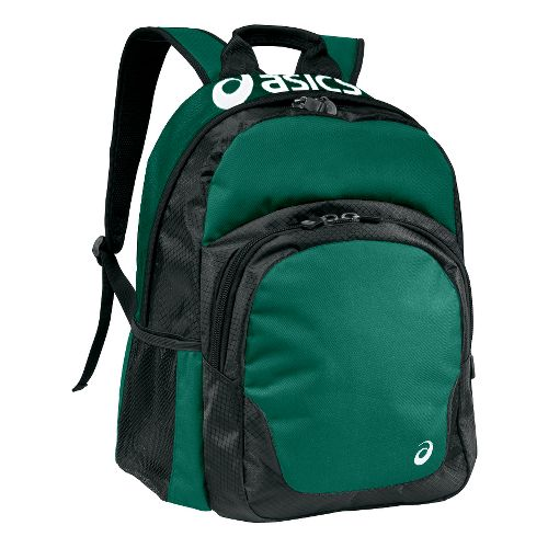 ASICS ASICS Team Backpack Bags - Forest/Black