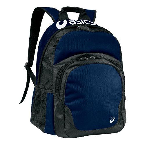 ASICS ASICS Team Backpack Bags - Navy/Black