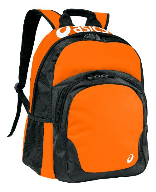 ASICS ASICS Team Backpack Bags - Orange/Black