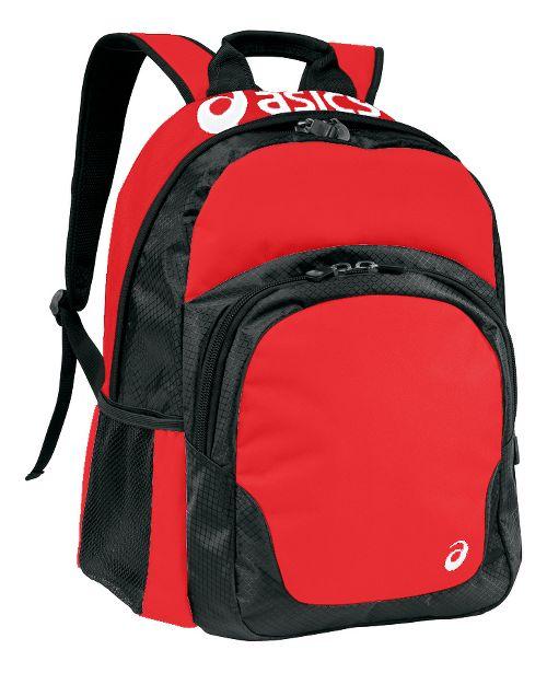 ASICS ASICS Team Backpack Bags - Red/Black
