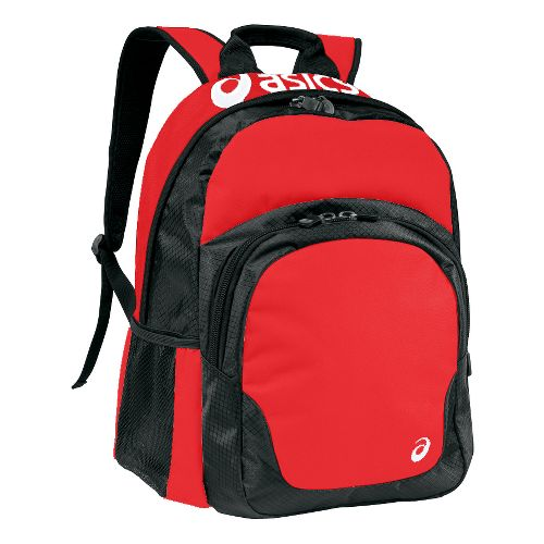 ASICS ASICS Team Backpack Bags - Red/Black