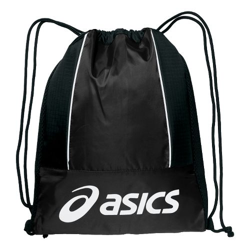 ASICS Team Cinch Bags - Black/Black