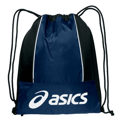 ASICS Team Cinch Bags - Navy/Black