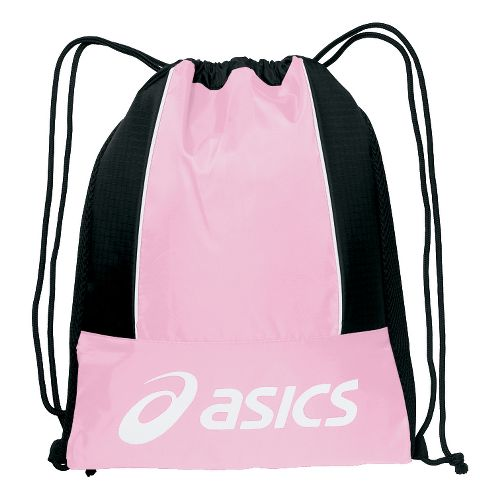 ASICS Team Cinch Bags - Pink/Black