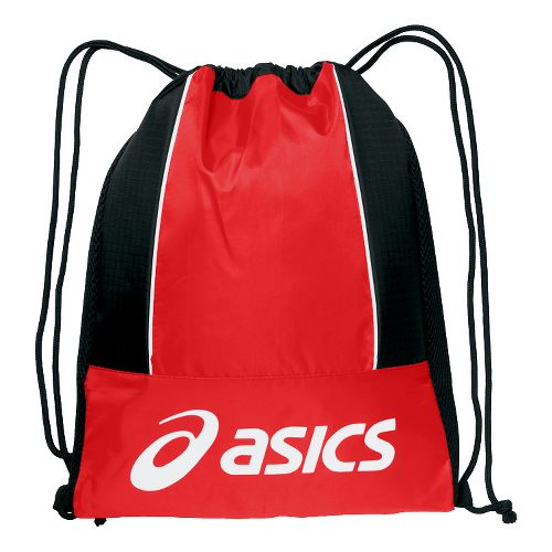 ASICS Team Cinch Bags - Red/Black