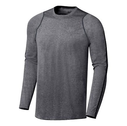 Mens ASICS Everyday Long Sleeve Long Sleeve No Zip Technical Tops