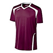 Mens ASICS Ace Jersey Short Sleeve Technical Tops