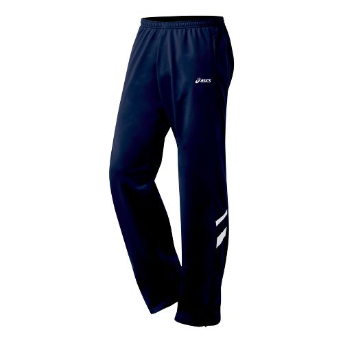 Mens ASICS Cabrillo Pant Full Length - Navy/White XXL