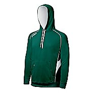 ASICS Team Hoody Long Sleeve No Zip Technical Tops