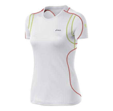 Womens ASICS ARD Short Sleeve Short Sleeve Technical Tops