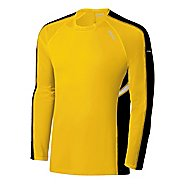 Mens ASICS ARD Long Sleeve Long Sleeve No Zip Technical Tops