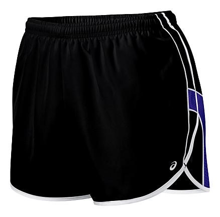 Womens ASICS Quad Short Lined Shorts