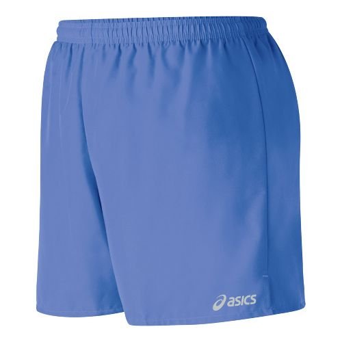 Womens ASICS Core Microfiber Short Lined Shorts - Berry XL