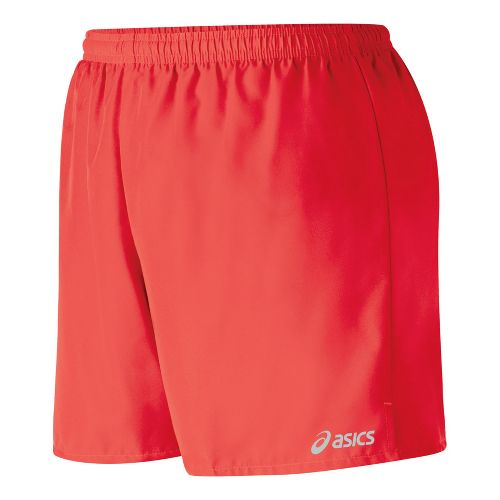 Womens ASICS Core Microfiber Short Lined Shorts - Ruby XL