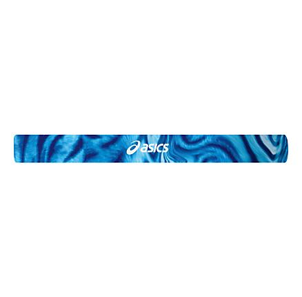 Womens ASICS Printed Headbands Headwear