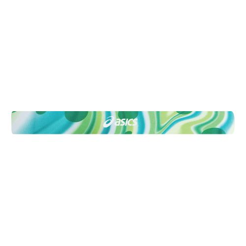 Womens ASICS Printed Headbands Headwear - Essence