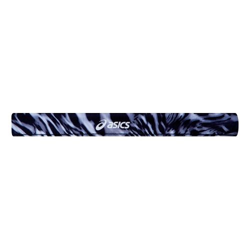 Womens ASICS Printed Headbands Headwear - Kaleidoscope