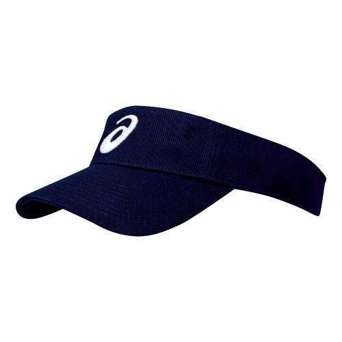 ASICS Dedication Visor Headwear - Navy