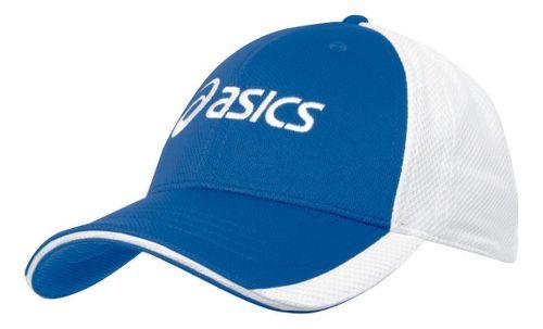 ASICS Alastair Hat Headwear - Royal/White