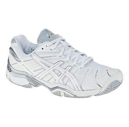 Womens ASICS GEL-Resolution 4 Court Shoe