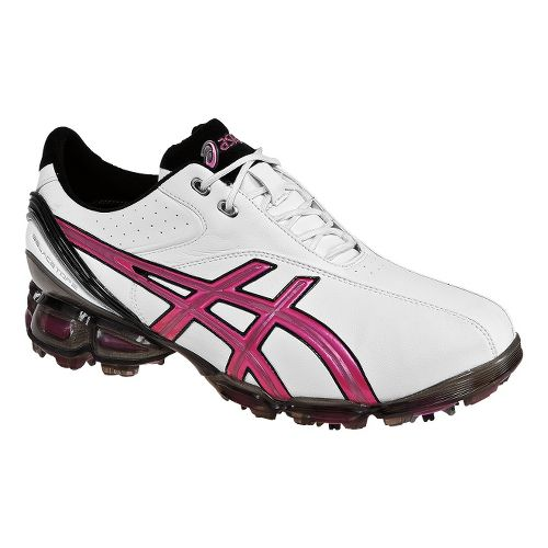 Mens ASICS GEL-Ace Pro Casual Shoe - Pearl White/Pink 7.5