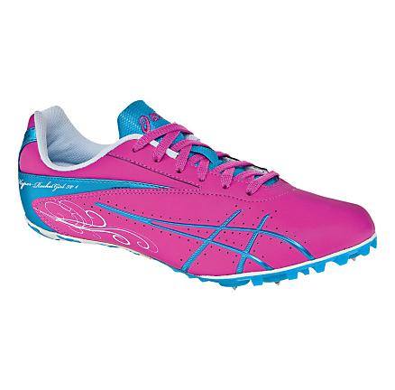 Womens ASICS Hyper-Rocketgirl SP 4 Track and Field Shoe