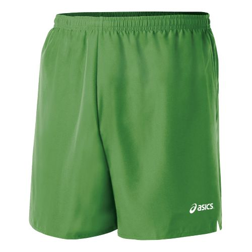 Mens ASICS Core Microfiber Short Lined Shorts - Fairway M