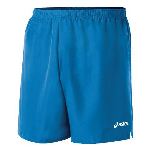 Mens ASICS Core Microfiber Short Lined Shorts - Jasper M