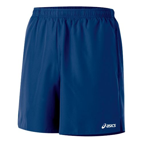 Mens ASICS Core Pocketed Lined Shorts - Estate M