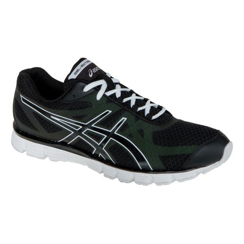 Mens ASICS GEL-Extreme33 Running Shoe - Black/Onyx 14