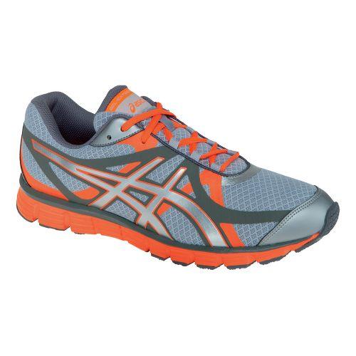 Mens ASICS GEL-Extreme33 Running Shoe - Lightning/Silver 12.5