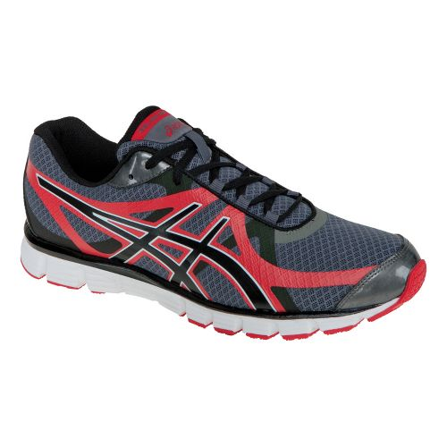 Mens ASICS GEL-Extreme33 Running Shoe - Titanium/Black 15