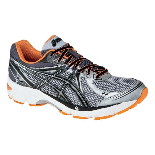 Mens ASICS GEL-Equation 6 Running Shoe - Lightning/Black 10.5