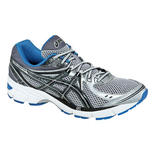 Mens ASICS GEL-Equation 6 Running Shoe - Lightning/Onyx 9