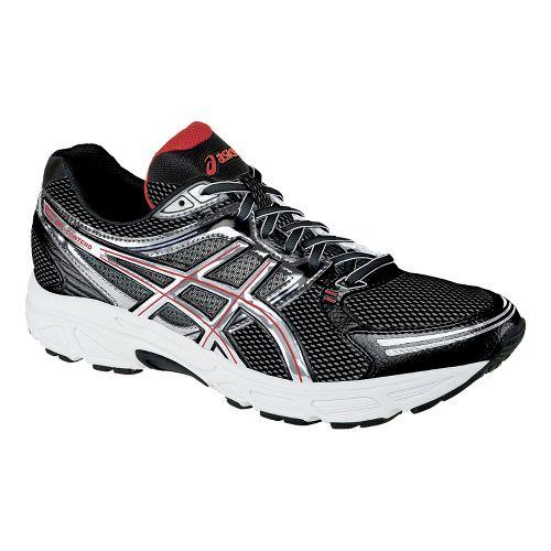 Mens ASICS GEL-Contend Running Shoe - Black/Lightning 11.5