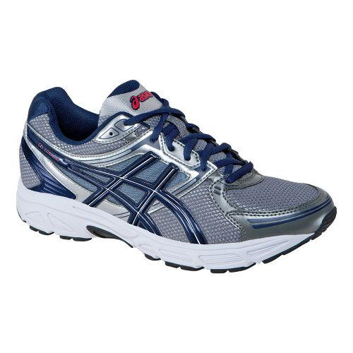 Mens ASICS GEL-Contend Running Shoe - Charcoal/Ink 8