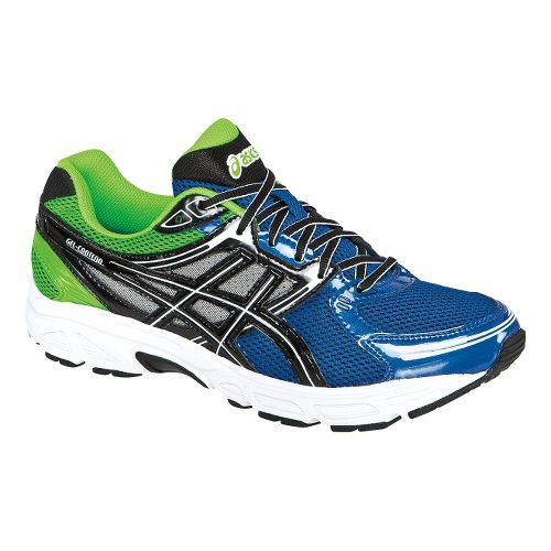 Mens ASICS GEL-Contend Running Shoe - Royal Blue/Black 8.5