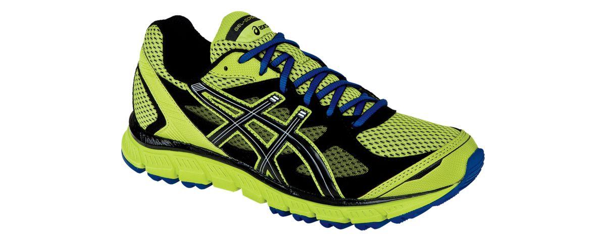 mens asics gel scram trail running shoe at road runner sports