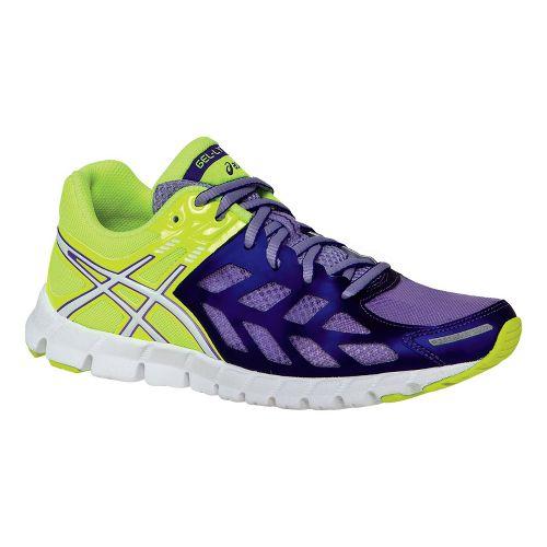 Womens ASICS GEL-Lyte33 Running Shoe - Lilac/White 8.5