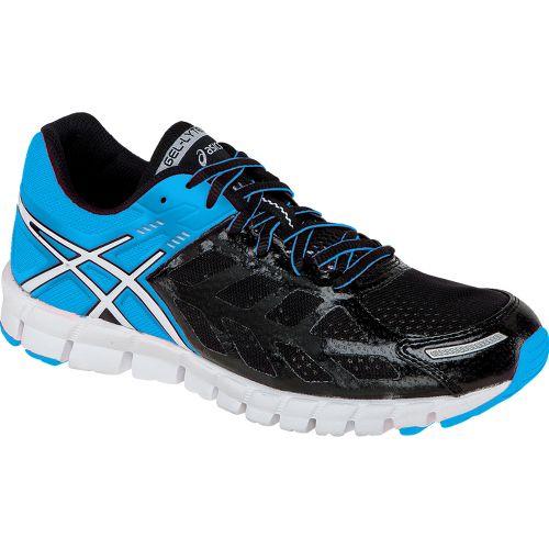 Womens ASICS GEL-Lyte33 Running Shoe - Onyx/White 6