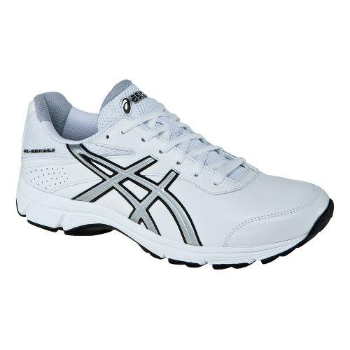 Mens ASICS GEL-Quickwalk SL Walking Shoe - White/Lightning 7.5