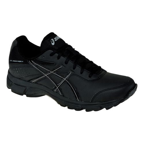 Womens ASICS GEL-Quickwalk Walking Shoe - Black/Black 10.5