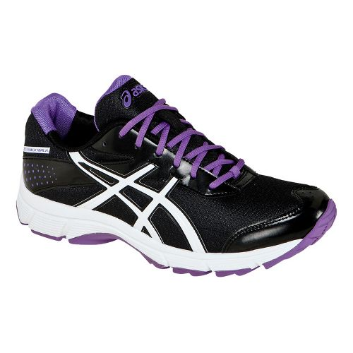 Womens ASICS GEL-Quickwalk Walking Shoe - Black/White 8