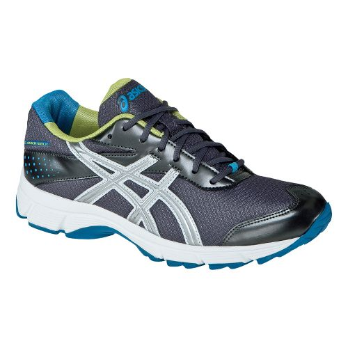 Womens ASICS GEL-Quickwalk Walking Shoe - Titanium/Lightning 11.5