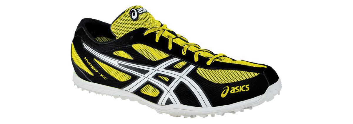 mens asics hyper xc cross country shoe at road runner sports