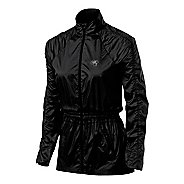 Womens ASICS AYAMi Rouche Jacket Running Jackets