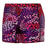 Womens ASICS Spot My Heart Short 2-in-1 Shorts