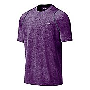 Mens ASICS Everyday Short Sleeve Short Sleeve Technical Tops