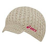 ASICS Tegan Visor Beanie Headwear